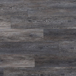 Planks - Dark Weathered Gray Oak Peel and Stick Wall Planks - 1 - Inhabit