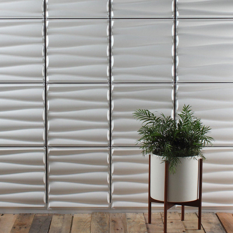 Hanging Wall Flat Systems - Drift Hanging Paintable Wall Flat System - 3D Wall Panels - 4 - Inhabit