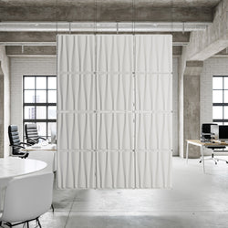 Hanging Wall Flat Systems - Drift Hanging Paintable Wall Flat System - 3D Wall Panels - 1 - Inhabit