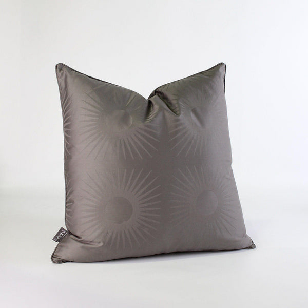 Studio Pillows - Estrella in Mineral Studio Throw Pillow - 1 - Inhabit