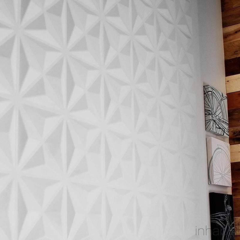 Wall Flats - 3D Wall Panels - Facet Wall Flats - 10 - Inhabit