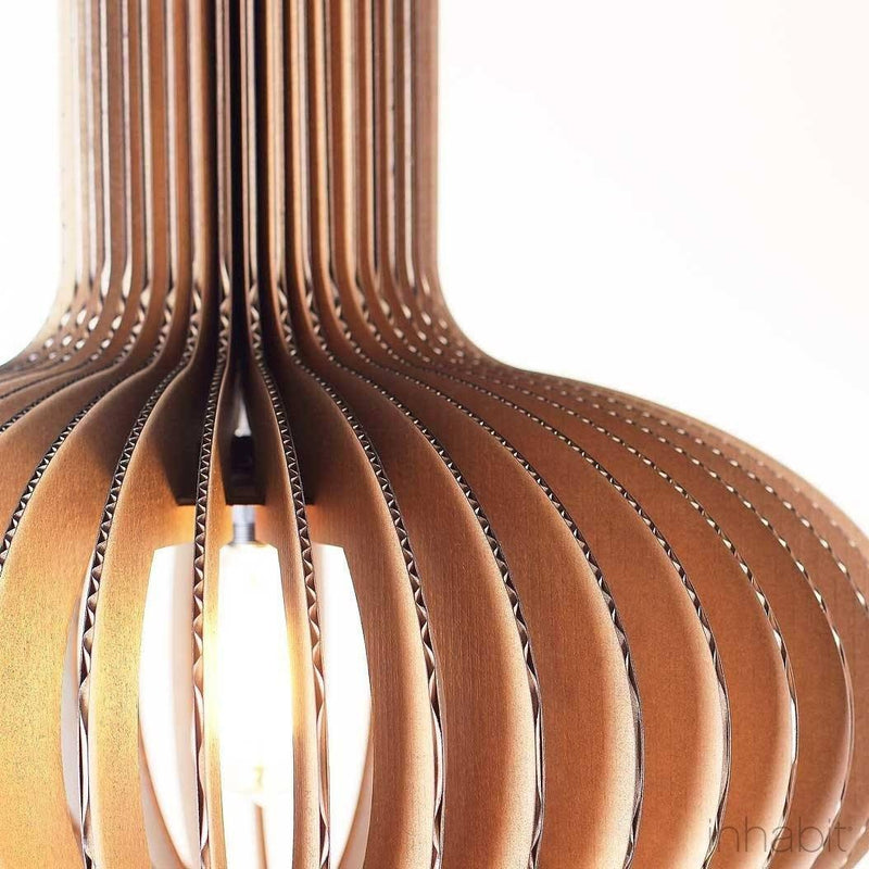 Corrulight Ceiling Lighting - Gibson Natural Sculptural Pendant Light - 2 - Inhabit