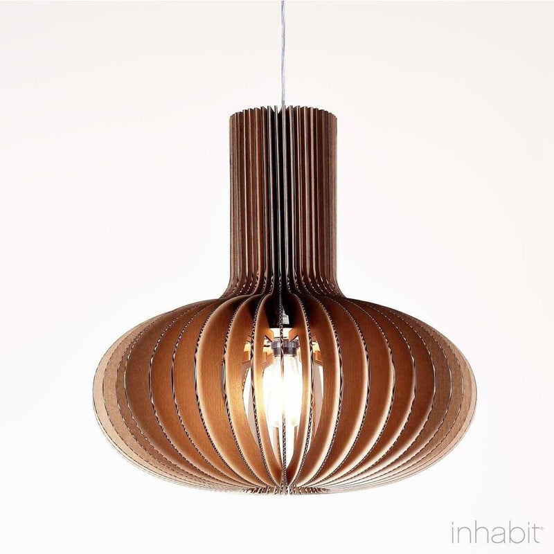 Corrulight Ceiling Lighting - Gibson Natural Sculptural Pendant Light - 5 - Inhabit
