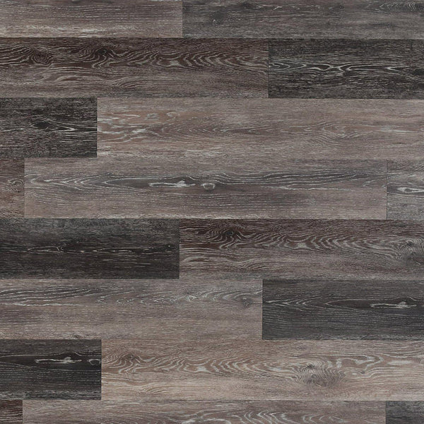 Gray Washed Oak Peel and Stick Wall Planks - Planks - 1 - Inhabit
