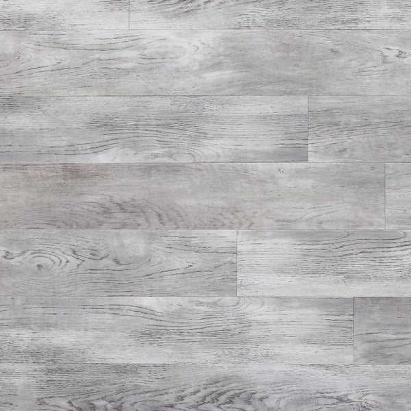 Gray White Oak Look Peel and Stick Wall Planks - Planks - 1 - Inhabit
