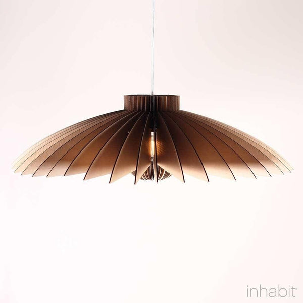 Juhl Natural Sculptural Pendant Light - Corrulight Ceiling Lighting - 1 - Inhabit