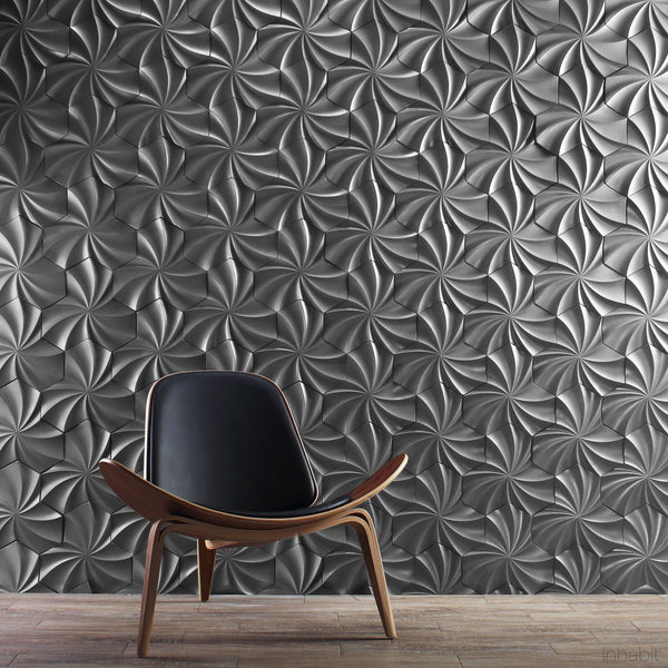 Dimensional Wall Tiles Kaleidoscope Architectural