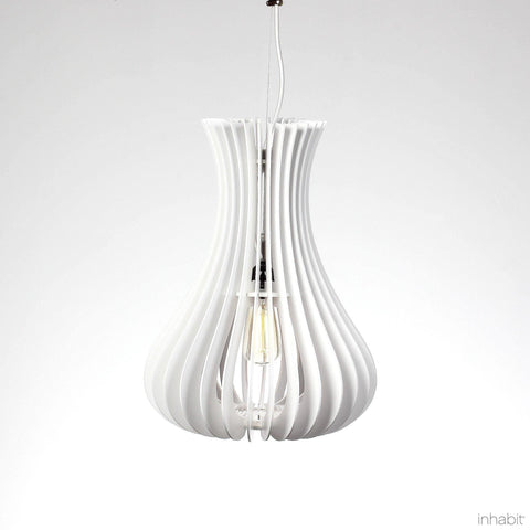 Nelson Natural Sculptural Pendant Light