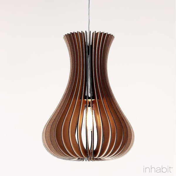 Lilou Natural Sculptural Pendant Light - Corrulight Ceiling Lighting - 1 - Inhabit