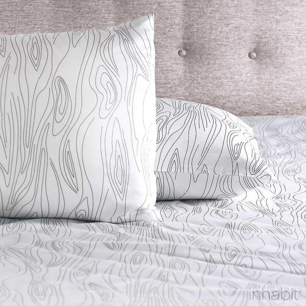 Bedding - Madera Sheet Set - 2 - Inhabit