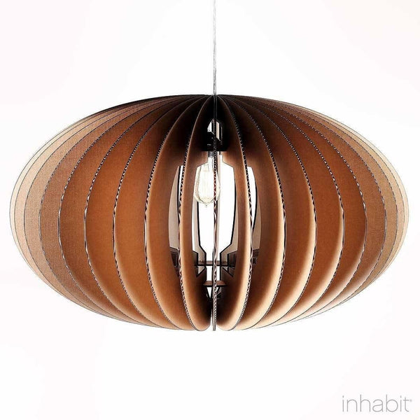 Nelson Natural Sculptural Pendant Light - Corrulight Ceiling Lighting - 2 - Inhabit