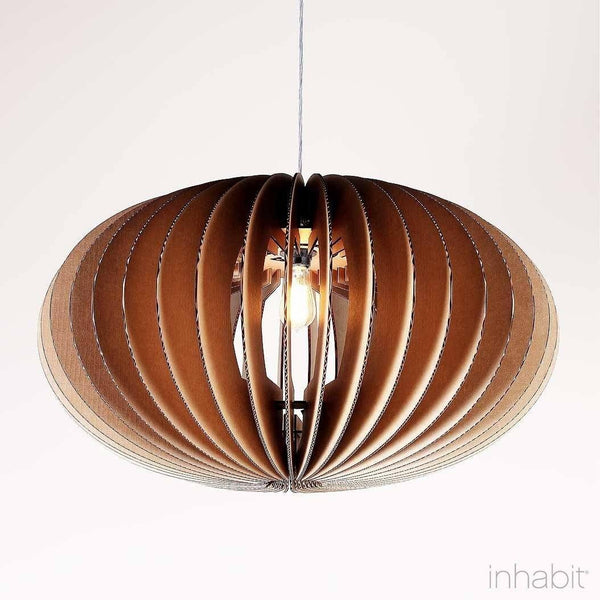 Corrulight Ceiling Lighting - Nelson Natural Sculptural Pendant Light - 1 - Inhabit