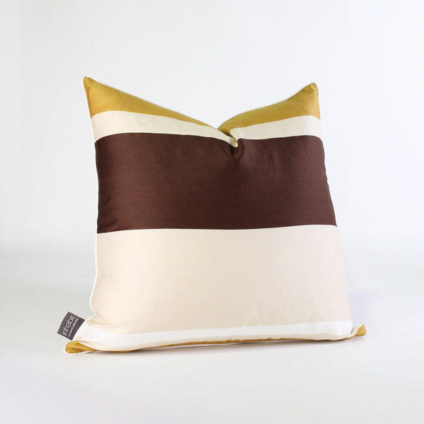 Studio Pillows - Nourish in Amber Studio Throw Pillow - 1 - Inhabit