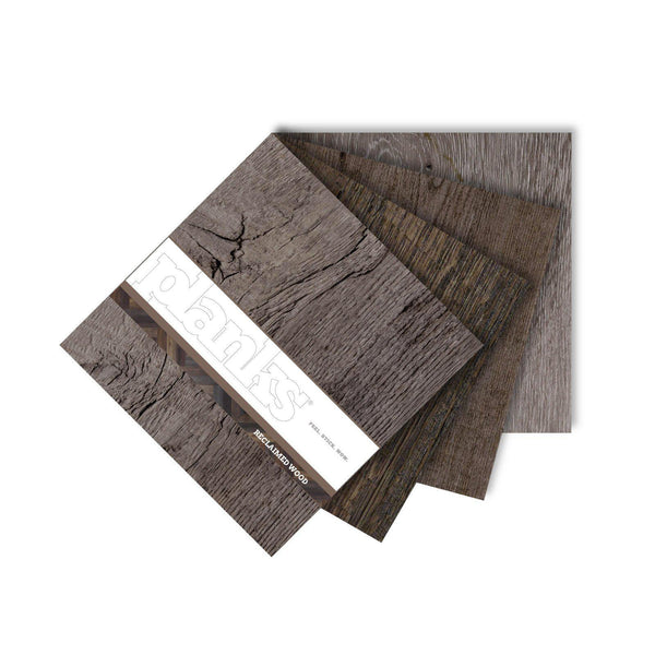 Planks - Plank Peel and Stick Wood Look Samples - 1 - Inhabit
