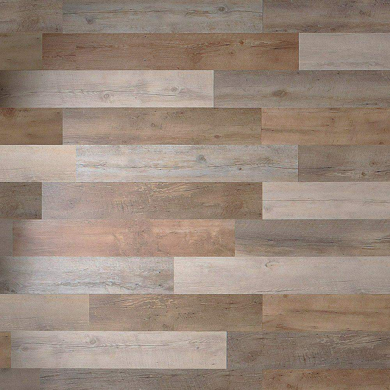 Planks - Salvaged Pallet Wood Look Peel and Stick Wall Planks - 1 - Inhabit