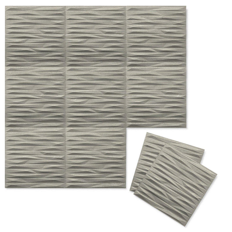 Luxe Supermatte Wall Flats - 3D Wall Panels - Split 3D Luxe Wall Flats - 8 - Inhabit