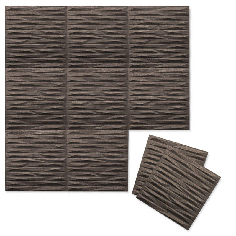 Luxe Supermatte Wall Flats - 3D Wall Panels - Split 3D Luxe Wall Flats - 10 - Inhabit