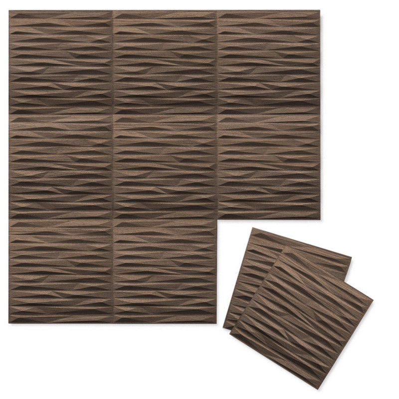 Luxe Supermatte Wall Flats - 3D Wall Panels - Split 3D Luxe Wall Flats - 6 - Inhabit