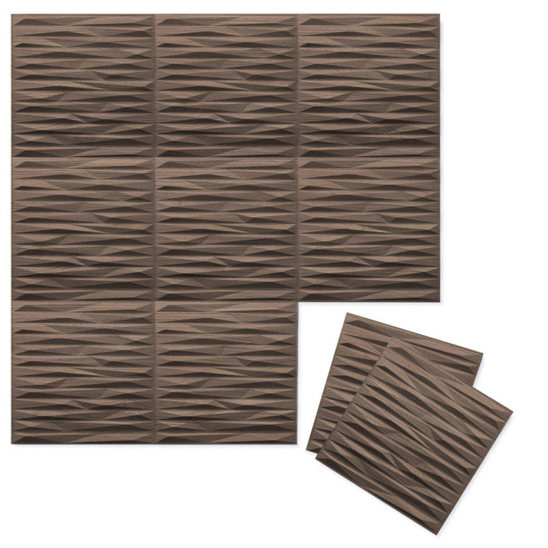 Luxe Supermatte Wall Flats - 3D Wall Panels - Split 3D Luxe Wall Flats - 3 - Inhabit