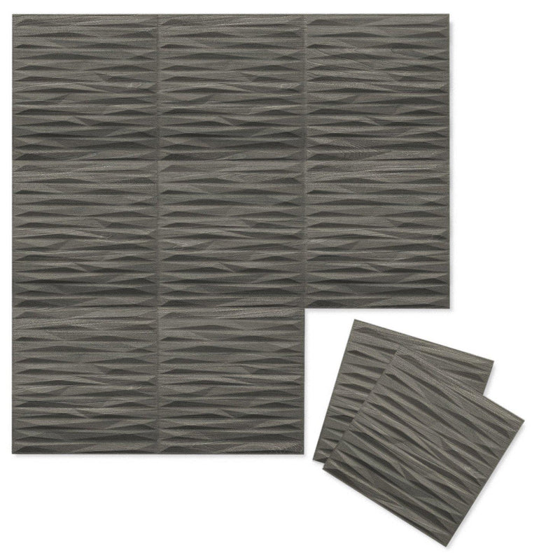 Luxe Supermatte Wall Flats - 3D Wall Panels - Split 3D Luxe Wall Flats - 9 - Inhabit