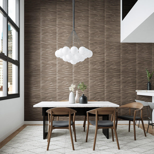 Luxe Supermatte Wall Flats - 3D Wall Panels - Split 3D Luxe Wall Flats - 2 - Inhabit