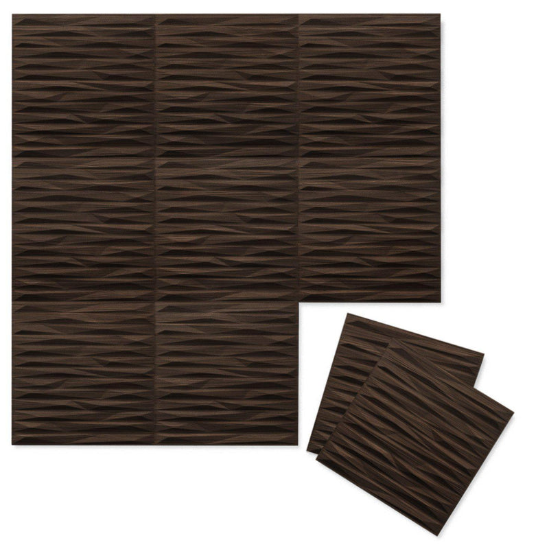 Luxe Supermatte Wall Flats - 3D Wall Panels - Split 3D Luxe Wall Flats - 12 - Inhabit