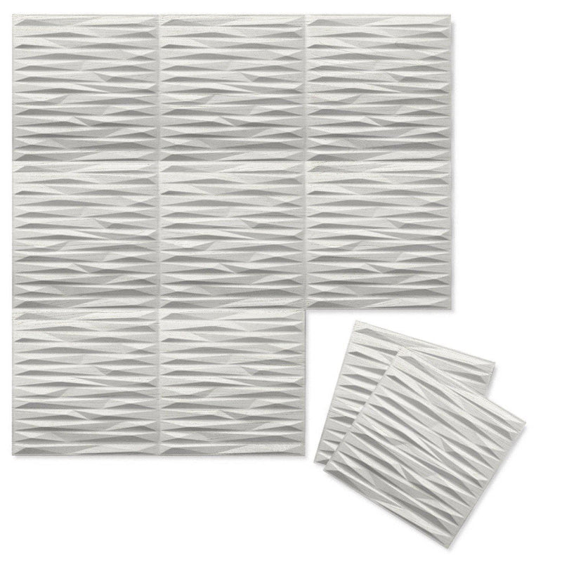 Luxe Supermatte Wall Flats - 3D Wall Panels - Split 3D Luxe Wall Flats - 7 - Inhabit