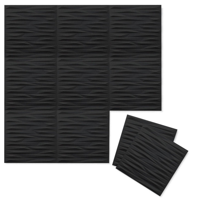 Felt 3D Wall Flats - Acoustic Panels - Split 3D PET Felt Wall Flats - 14 - Inhabit