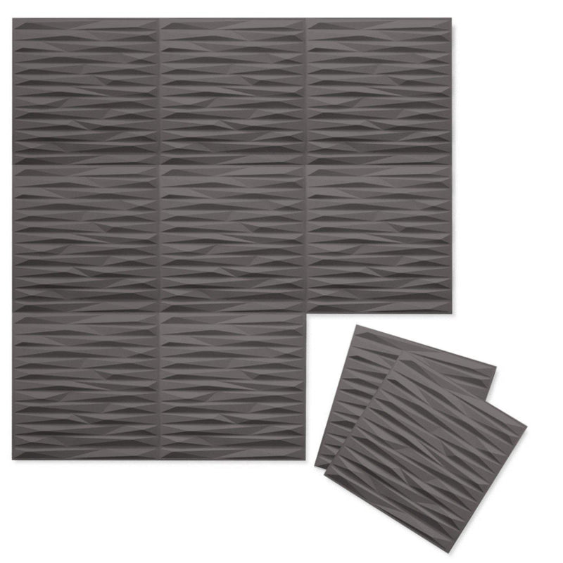 Luxe Supermatte Wall Flats - 3D Wall Panels - Split 3D Supermatte Wall Flats - 7 - Inhabit