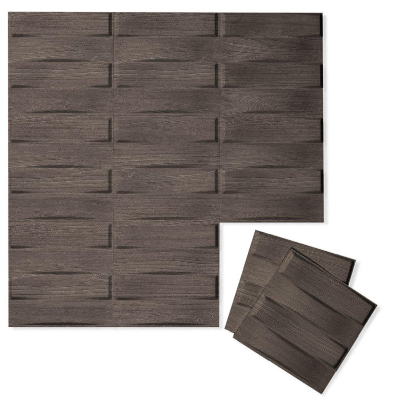 Luxe Supermatte Wall Flats - 3D Wall Panels - Stitch 3D Luxe Wall Flats - 12 - Inhabit
