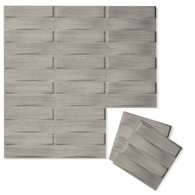 Luxe Supermatte Wall Flats - 3D Wall Panels - Stitch 3D Luxe Wall Flats - 10 - Inhabit