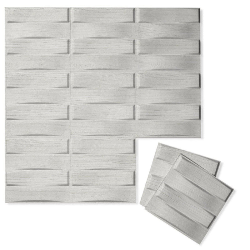 Luxe Supermatte Wall Flats - 3D Wall Panels - Stitch 3D Luxe Wall Flats - 9 - Inhabit