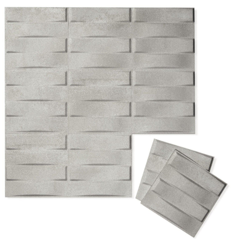 Luxe Supermatte Wall Flats - 3D Wall Panels - Stitch 3D Luxe Wall Flats - 5 - Inhabit