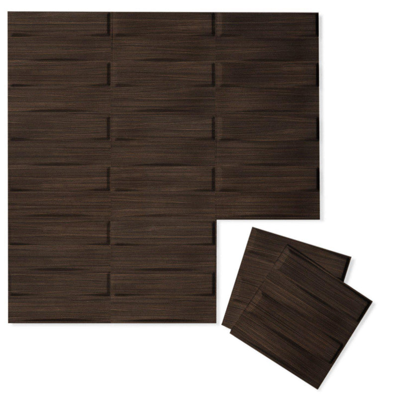 Luxe Supermatte Wall Flats - 3D Wall Panels - Stitch 3D Luxe Wall Flats - 13 - Inhabit