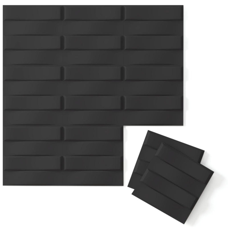 Luxe Supermatte Wall Flats - 3D Wall Panels - Stitch 3D Supermatte Wall Flats - 6 - Inhabit