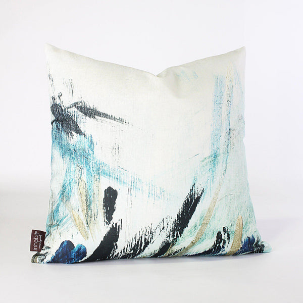 Sweetwater 3 Throw Pillow - Handmade Pillows - 1 - Inhabit