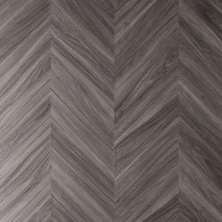 Variplank - Weathered Walnut Peel + Stick Wood Look Herringbone Variplanks - 1 - Inhabit