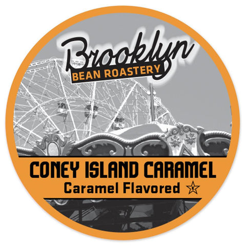 Brooklyn Beans Coney Island Caramel