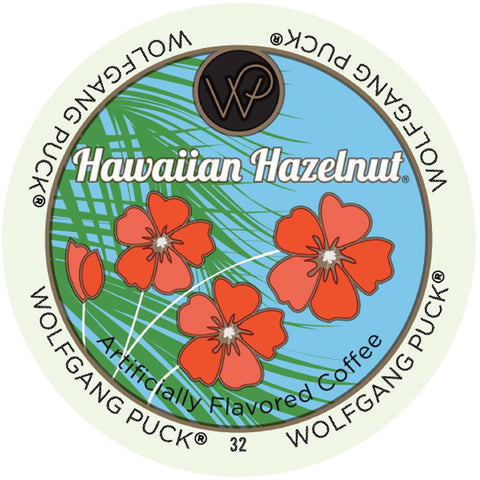 Wolfgang Puck Hawaiian Hazelnut - Coffee Crazy