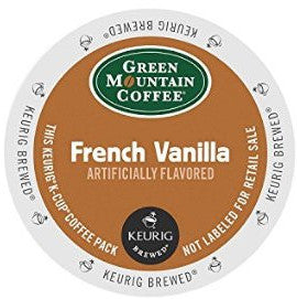 Green Mountain French Vanilla - Coffee Crazy