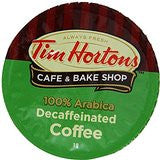 Tim Hortons Decaf