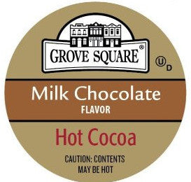 Grove Square Milk Hot Chocolate - Coffee Crazy