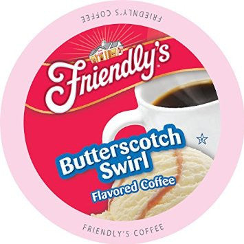 Friendly's Butterscotch Swirl