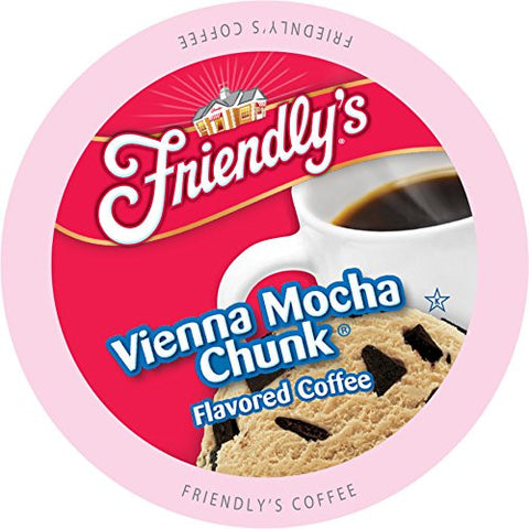 Friendly's Vienna Mocha Chunk