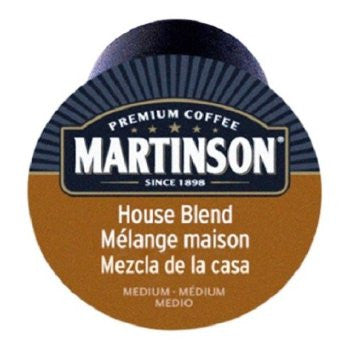 Martinson's House Blend - Coffee Crazy