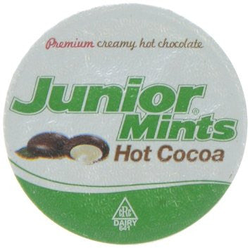 Junior Mint Hot Chocolate