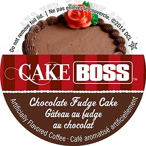 Cake Boss Chocolate Fudge Cake