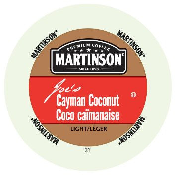Martinson's Cayman Coconut