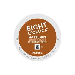 Eight O'Clock Hazelnut - Coffee Crazy