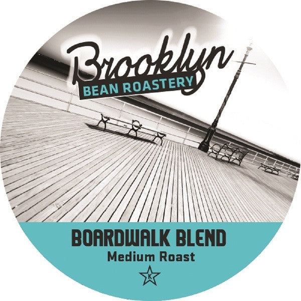 Brooklyn Beans Boardwalk Blend - Coffee Crazy